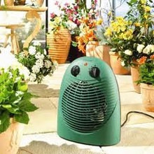 Greenhouse Electric Heaters